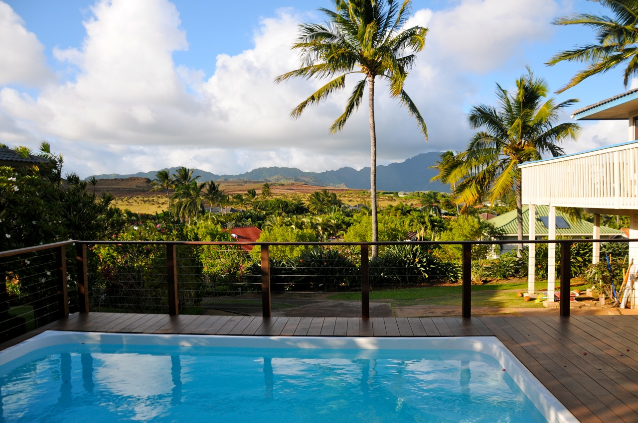 The Beach House Kauai Part - 25: Poipu Is Arguably The Best Place For Vacationing In Kauai, Hawaii. It Is  Almost Always Dry In Poipu Even When It Is Pouring On The North Shore And  The Trade ...