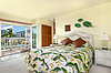 Bungalow master suite with air conditioning, Kauai accommodations, Bird of paradise